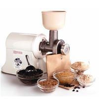Grain mill attachment